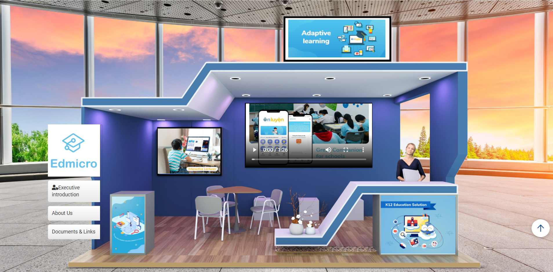 ITU Digital World 2021: Edmicro trình diễn nền tảng giáo dục thông minh Onluyen.vn